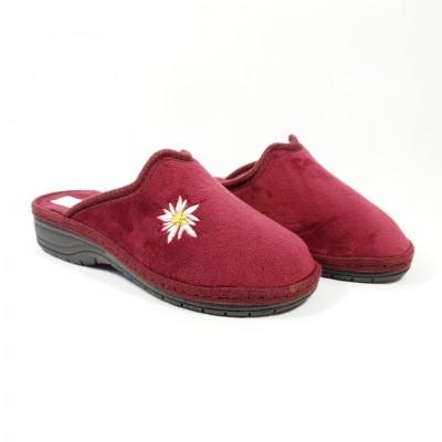 Ružička dámske papuče Classic Bordo