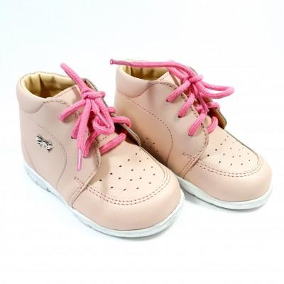Ružička dievčenská detská obuv Pink