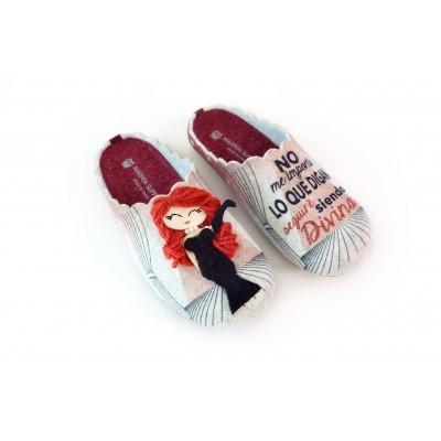 Marpen dámske papuče Mortisha